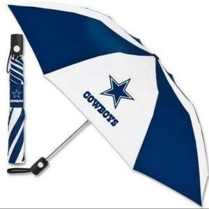 """NFL Dallas Cowboys 42"""" Umbrella."""
